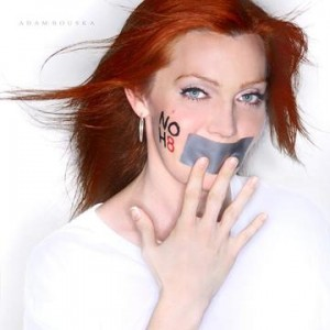 Calpernia by Adam Bouska for NOH8
