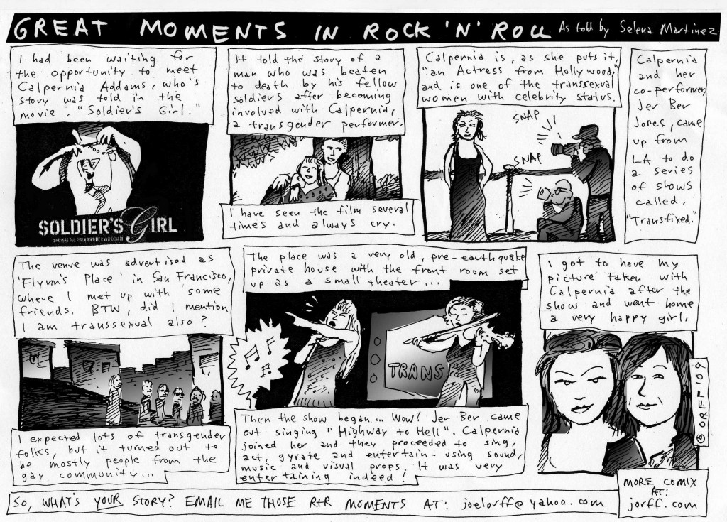 Great Moments in Rock and Roll by Joel Orff