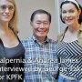 Audio: George Takei Interviews Calpernia and Andrea James for KPFK