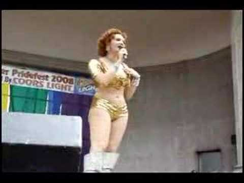 """Video From Denver Pride 2008 – Calpernia Performs """"Stunning"""" Live"""