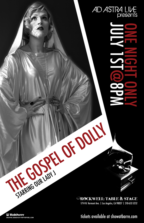 Our Lady J Gospel of Dolly