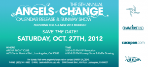 Calpernia for Angels of Change, October 27 2012