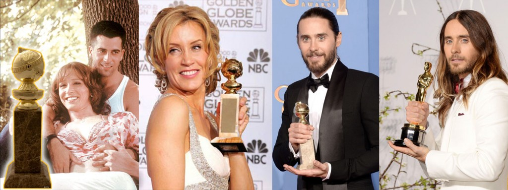 Calpernia Consults for Jared Leto, Felicity Huffman, Lee Pace