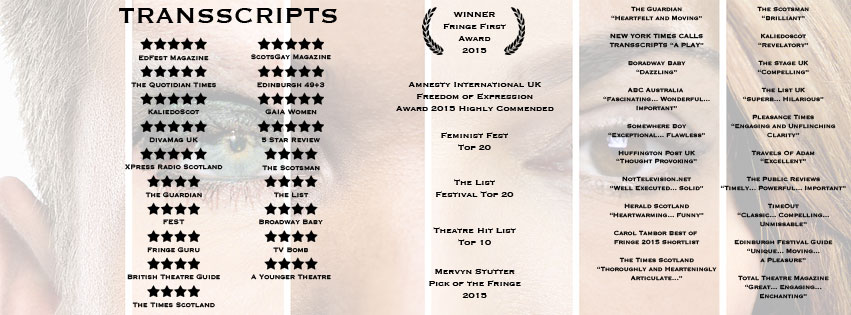 TransScripts: The Reviews are in!