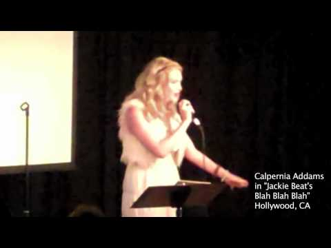 (Video) Calpernia in Jackie Beat's BlahBlahBlah – Religion Edition