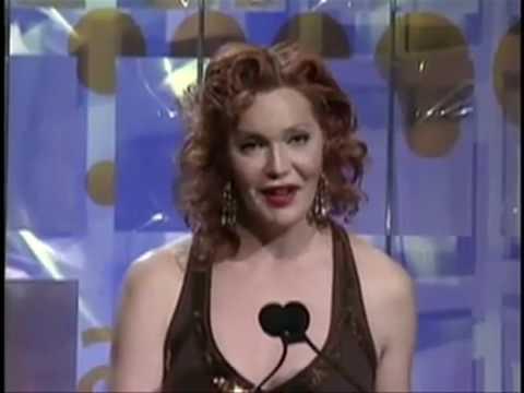 Video from the 2009 GLAAD Media Awards – Calpernia's Acceptance Speech