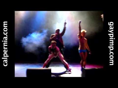 (VIDEO) Calpernia and Jonny LIVE at the Hollywood Palladium