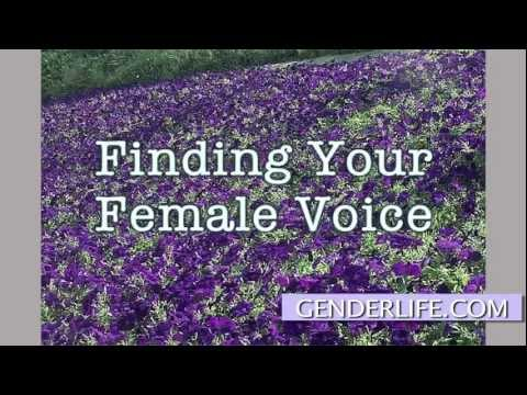 Finding Your Female Voice now FREE on YouTube!