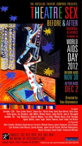 Calpernia Reads Connie Norman Monologue for World AIDS Day/ AIDS Healthcare Foundation