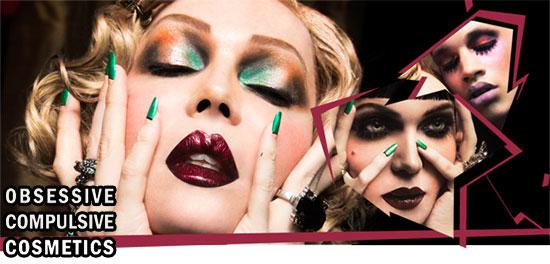 Calpernia for OCC Makeup (Obsessive Compulsive Cosmetics)
