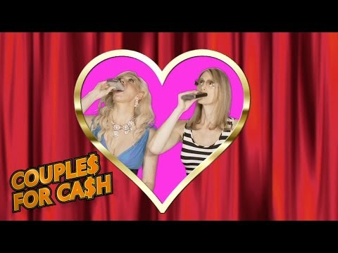 """Calpernia and Andrea James Compete in World of Wonder's """"Besties for Cash"""""""